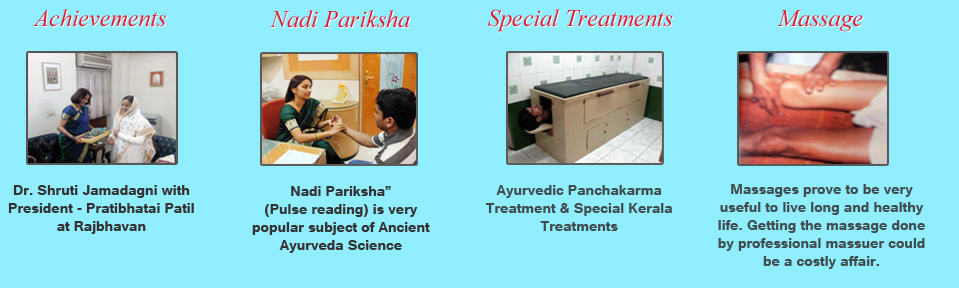 Welcome to Maharshee Ayurvedic Clinic Panchakarma and Massage Centre